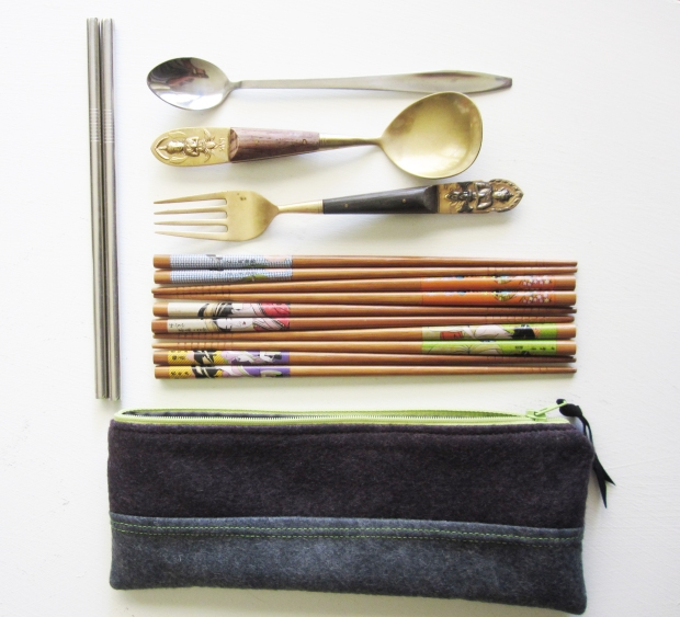 utensil pouch