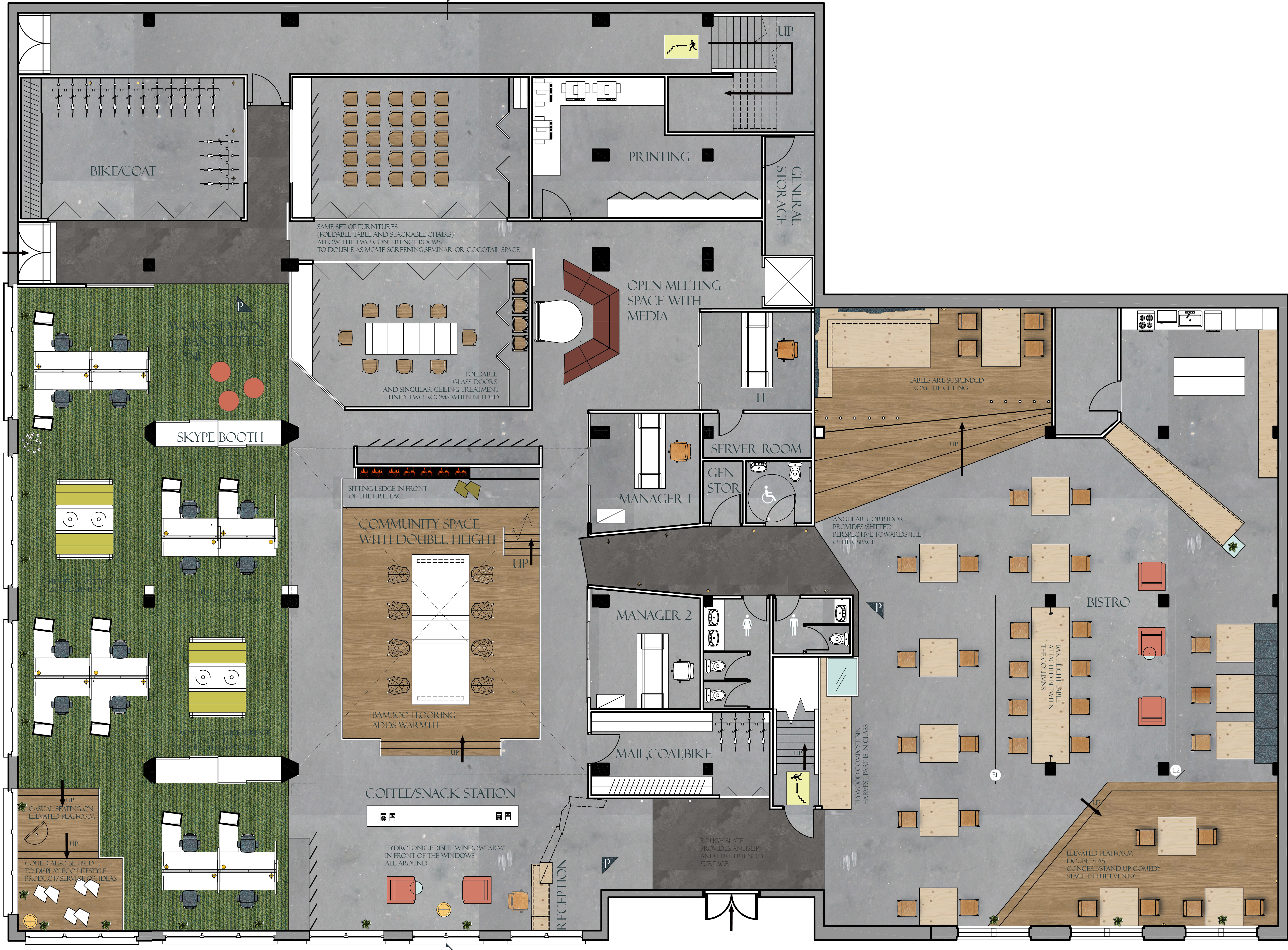 Building Plans Office Layout additionally Metal Buildings  ponents additionally Cad symbols  colour furniture chairs   club lounge in addition Sylvia Park Growth Plans additionally Futuristic Food Shopping Market Hall By Mvrdv In Rotterdam 16819. on office building floor plans