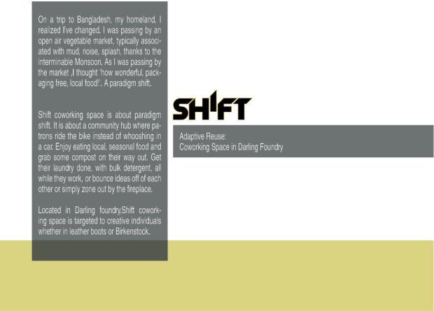 Portfolio Shift