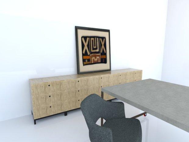 Modular sideboard