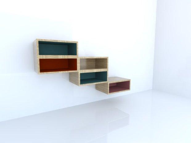 module bookshelf