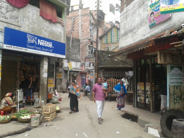 Livable puran Dhaka